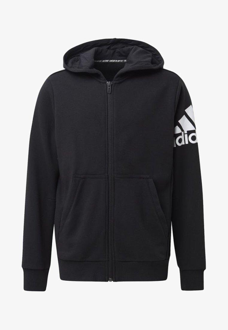 adidas Performance - Must Haves Badge of Sport Jacket - Sweatjacke - black