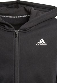 adidas Performance - veste en sweat zippée - black - 2