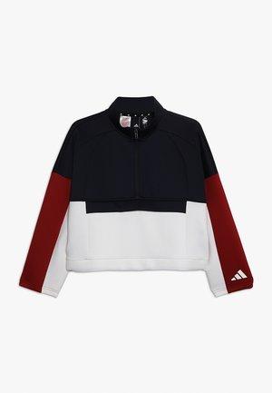 Sweatshirt - legend ink/active marine/white