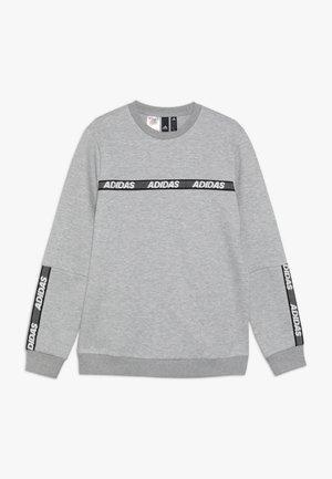 SID CREW - Sweatshirt - mottled grey