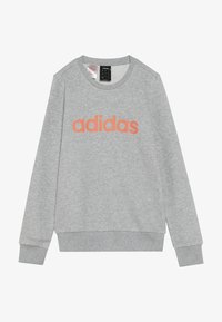 adidas Performance - LIN - Sweatshirt - medium grey heather - 3