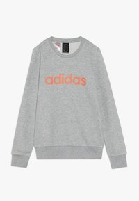 adidas Performance - LIN - Sweatshirt - medium grey heather - 0