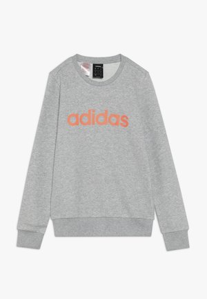 LIN - Sweatshirt - medium grey heather