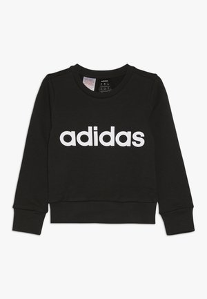 LIN - Sweatshirt - black/white