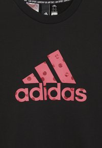 adidas Performance - CREW - Sweatshirt - black/pink - 3