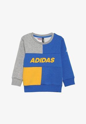CREW  - Sweatshirt - blue/mottled grey