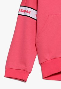 adidas Performance - Zip-up hoodie - pink/white - 2