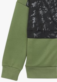 adidas Performance - ID COVER UP - Mikina na zip - olive/black - 2