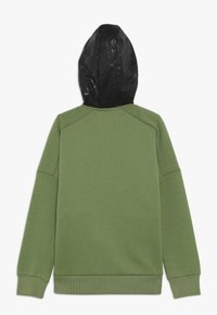 adidas Performance - ID COVER UP - Mikina na zip - olive/black - 1