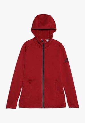 Zip-up hoodie - actmar/black