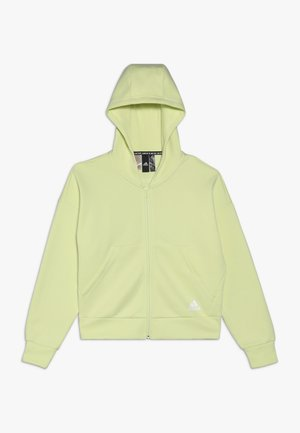 veste en sweat zippée - yeltin/white