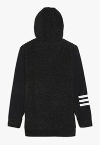adidas Performance - WARM  - Hoodie - black/white - 1