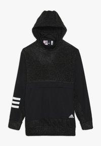 adidas Performance - WARM  - Hoodie - black/white - 0