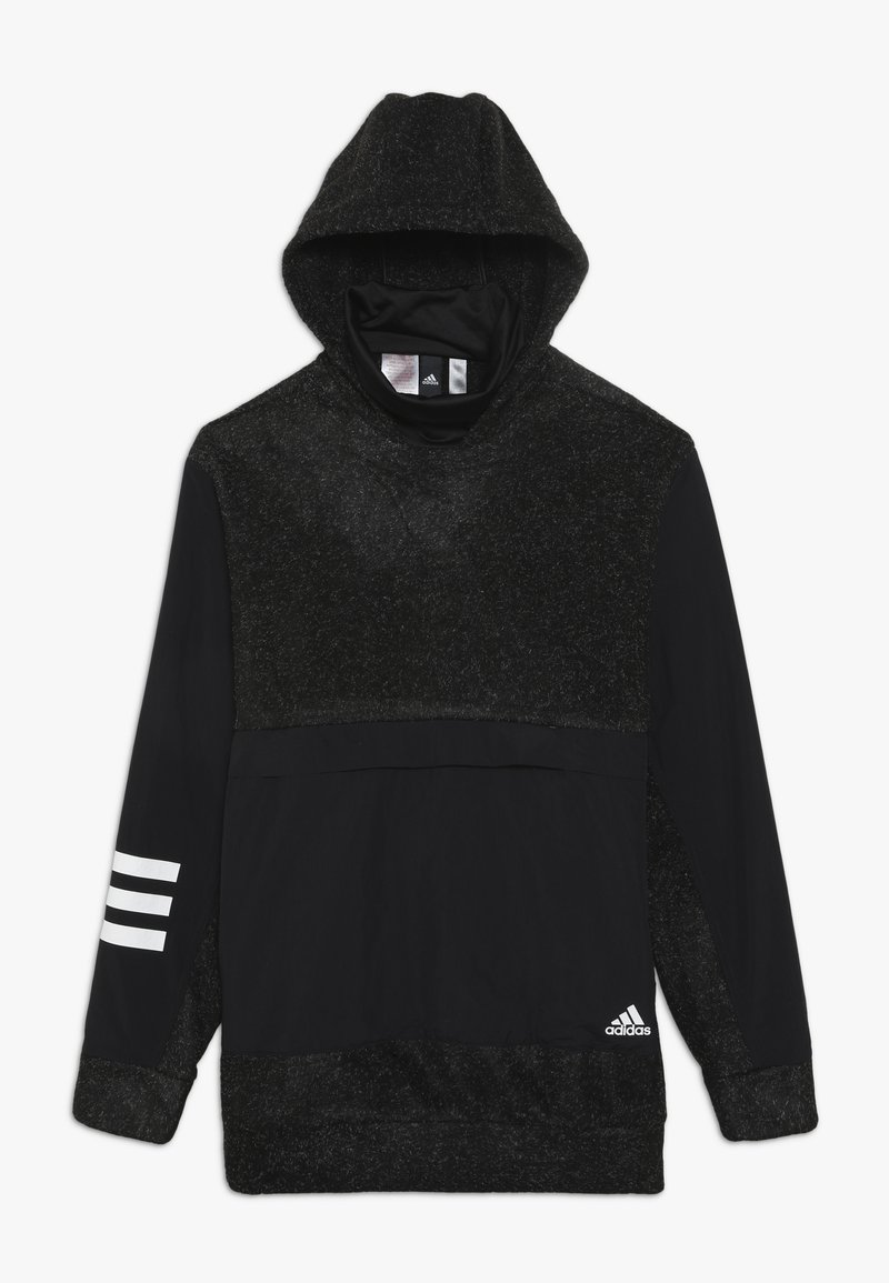 adidas Performance - WARM  - Hoodie - black/white