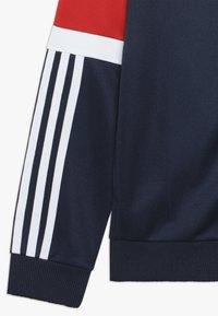 adidas Performance - Sportovní bunda - collegiate navy/vivid red/white - 2