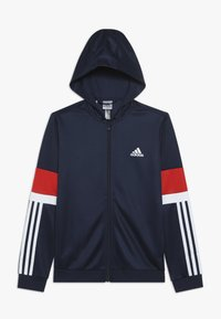 adidas Performance - Chaqueta de entrenamiento - collegiate navy/vivid red/white - 0