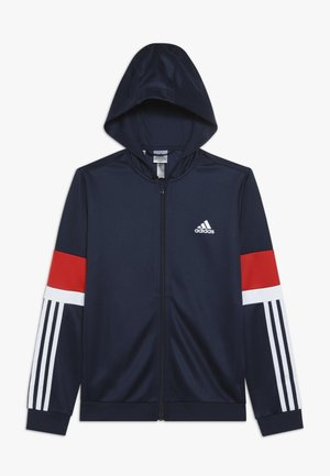 Veste de survêtement - collegiate navy/vivid red/white
