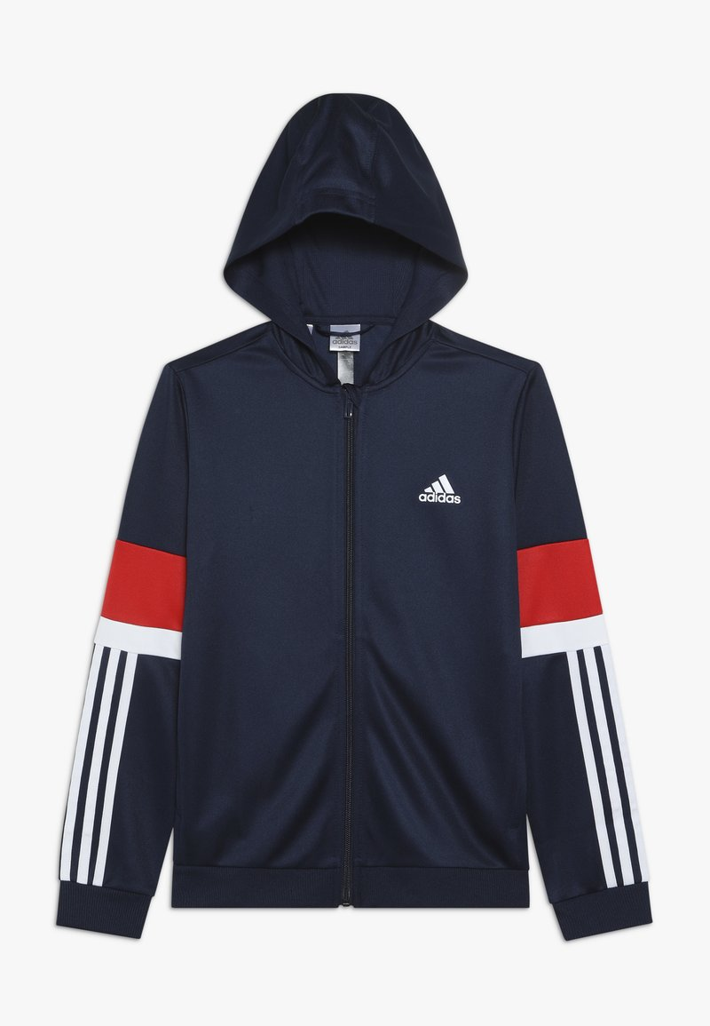 adidas Performance - Chaqueta de entrenamiento - collegiate navy/vivid red/white