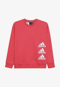 adidas Performance - CREW - Mikina - pink - 2
