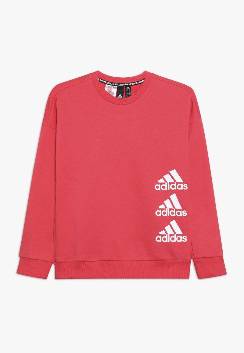 adidas Performance - CREW - Mikina - pink