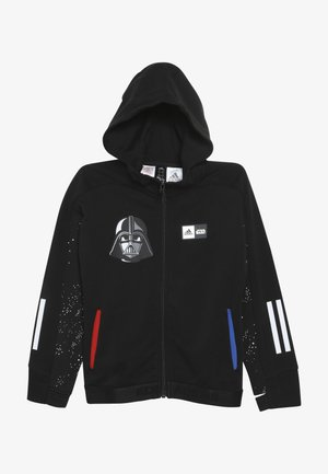 STAR WARS - Mikina na zip - black/white