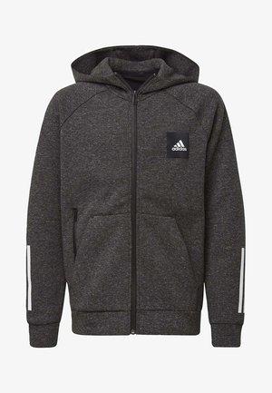 MUST HAVES HOODIE - veste en sweat zippée - black