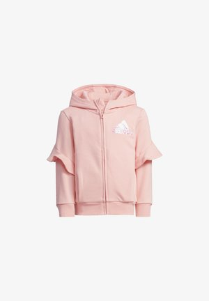 STYLE FRENCH TERRY HOODIE - Zip-up hoodie - glory pink