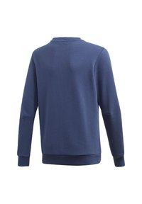 adidas Performance - MUST HAVES CREW SWEATSHIRT - Sweatshirt - tech indigo - 1