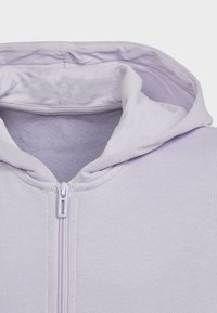 adidas Performance - LINEAR HOODIE - veste en sweat zippée - purple tint - 2
