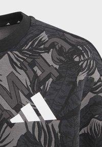 adidas Performance - ADIDAS ATHLETICS PACK CREW SWEATSHIRT - Sweater - grey - 2