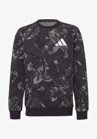 adidas Performance - ADIDAS ATHLETICS PACK CREW SWEATSHIRT - Sweater - grey - 0