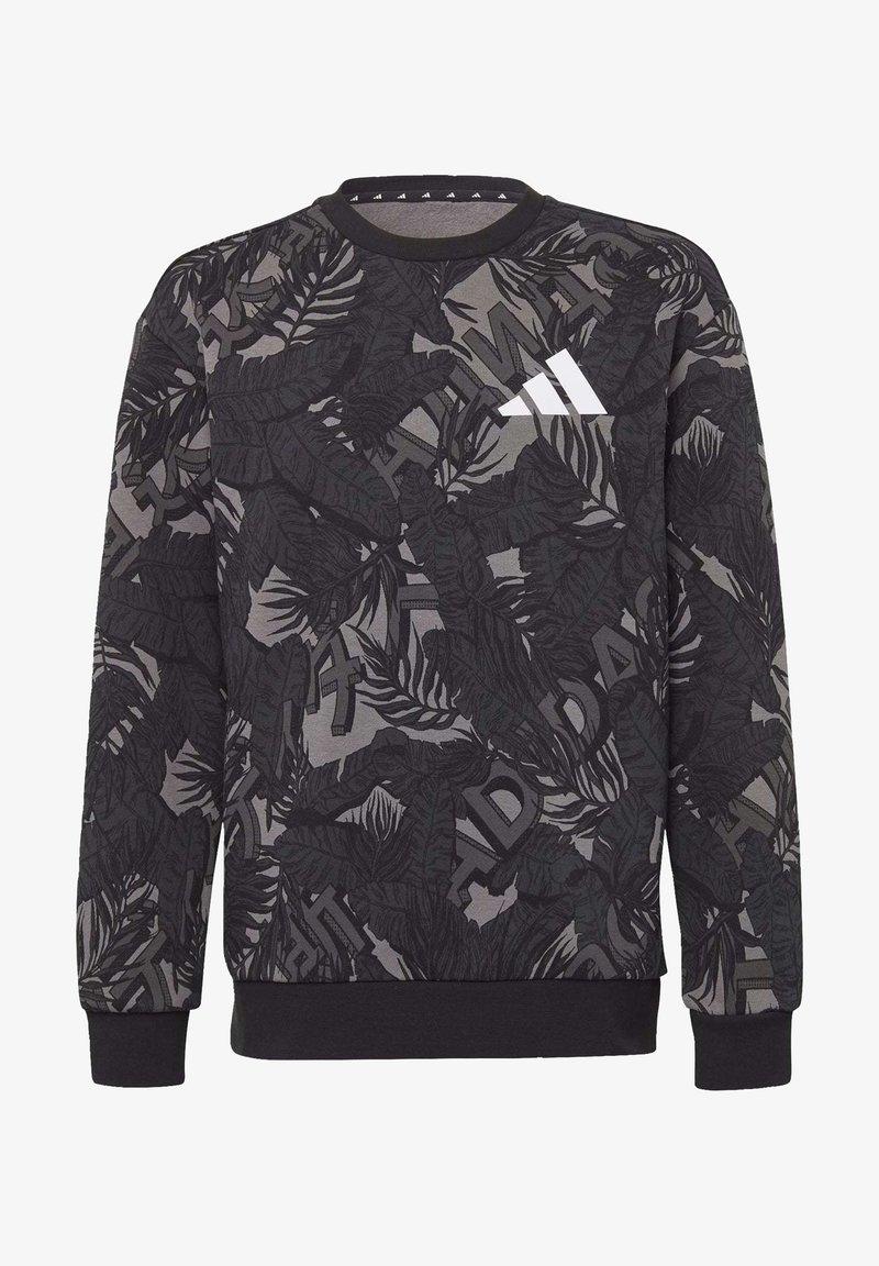 adidas Performance - ADIDAS ATHLETICS PACK CREW SWEATSHIRT - Sweater - grey