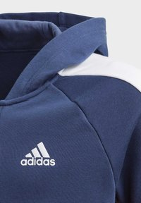 adidas Performance - ADIDAS ATHLETICS CLUB  HOODIE - veste en sweat zippée - blue - 2