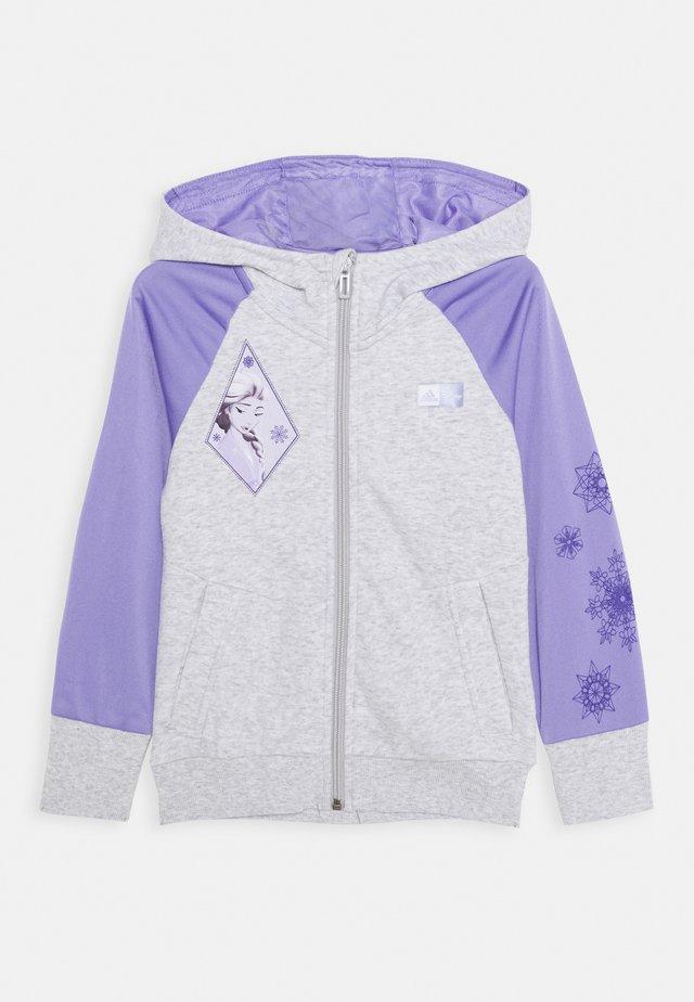 Felpa aperta - lilac