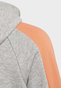 adidas Performance - ATHLETICS CLUB  HOODIE - veste en sweat zippée - grey - 3