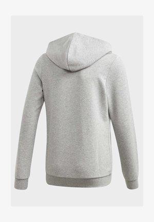 LINEAR HOODIE - veste en sweat zippée - grey