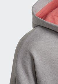 adidas Performance - UP2MV AEROREADY LOOSE HOODIE - Zip-up hoodie - grey - 6