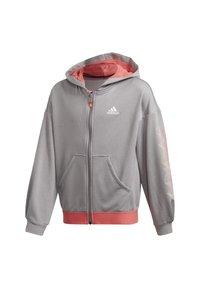 adidas Performance - UP2MV AEROREADY LOOSE HOODIE - Zip-up hoodie - grey - 0