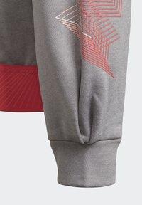 adidas Performance - UP2MV AEROREADY LOOSE HOODIE - Zip-up hoodie - grey - 4