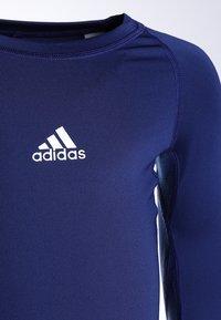 adidas Performance - ASK TEE - Tílko - dark blue - 2
