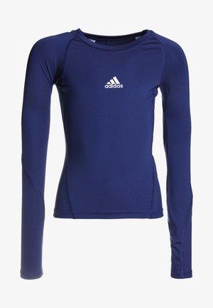 ASK TEE - Undershirt - dark blue