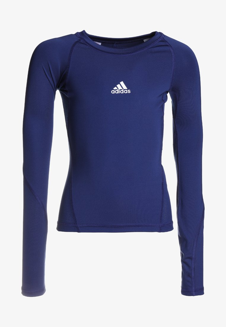 adidas Performance - ASK TEE - Tílko - dark blue