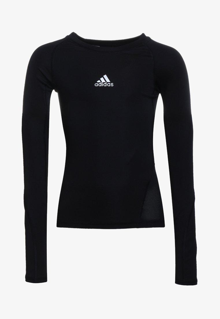 adidas Performance - ASK TEE - Hemd - black