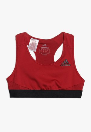 ASK BRA - Sport BH - active maroon/black