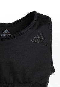 adidas Performance - ASK BRA - Sportovní podprsenka - black - 2