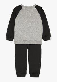 adidas Performance - I LIN JOGG - Dres - medium grey heather/black/white - 1