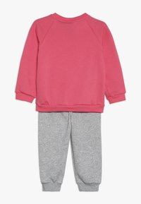 adidas Performance - I LIN JOGG - Trainingspak - pink/mottled grey/white - 1