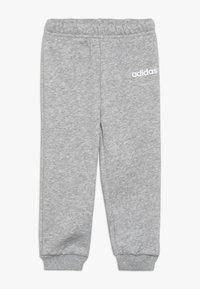 adidas Performance - I LIN JOGG - Survêtement - pink/mottled grey/white - 2