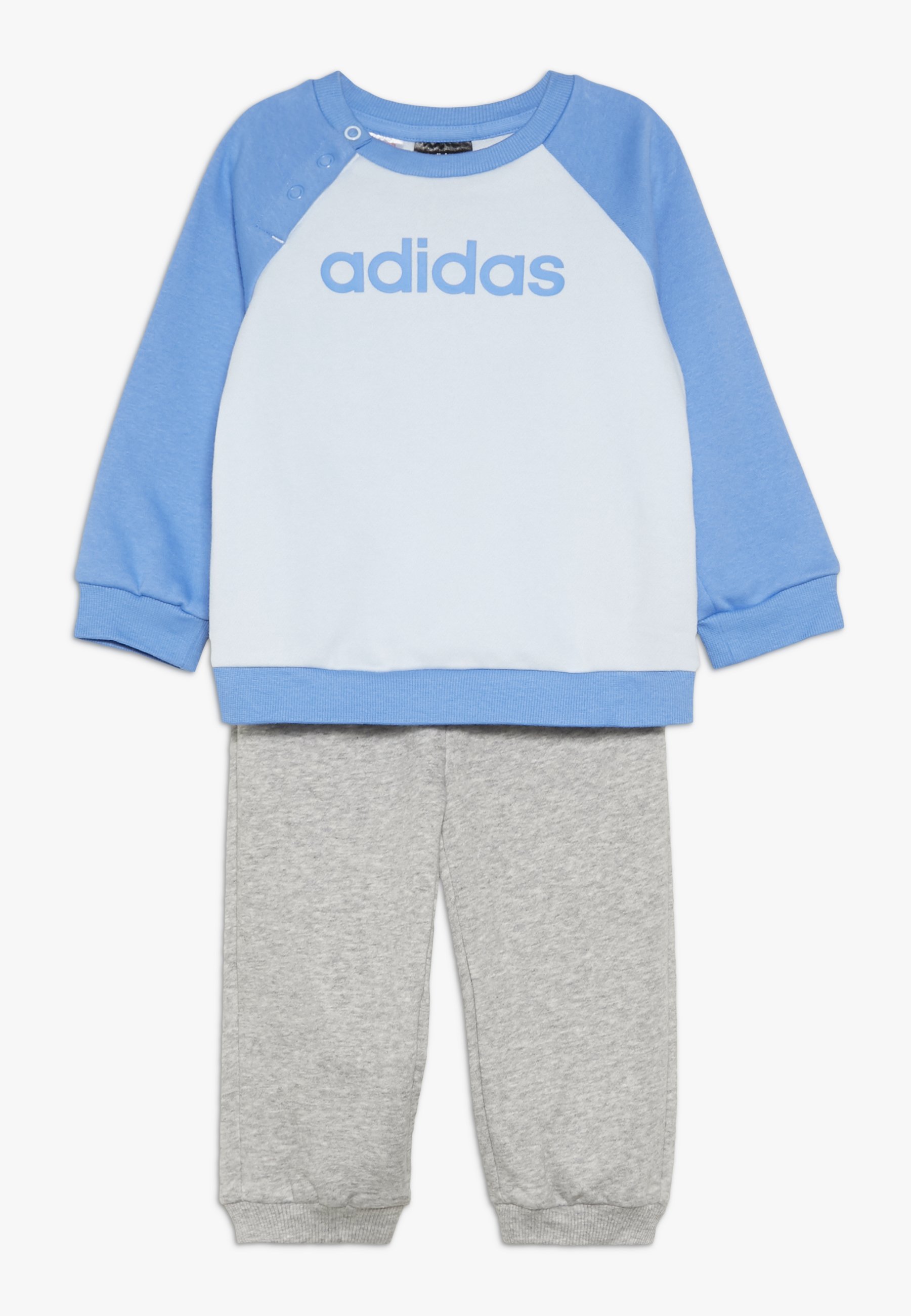 adidas Performance ESSENTIALS LINEAR TRACKSUIT BABY SET
