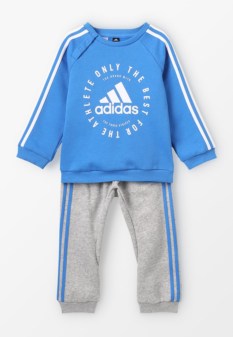 adidas Performance - SET - Trainingspak - trueblue/white